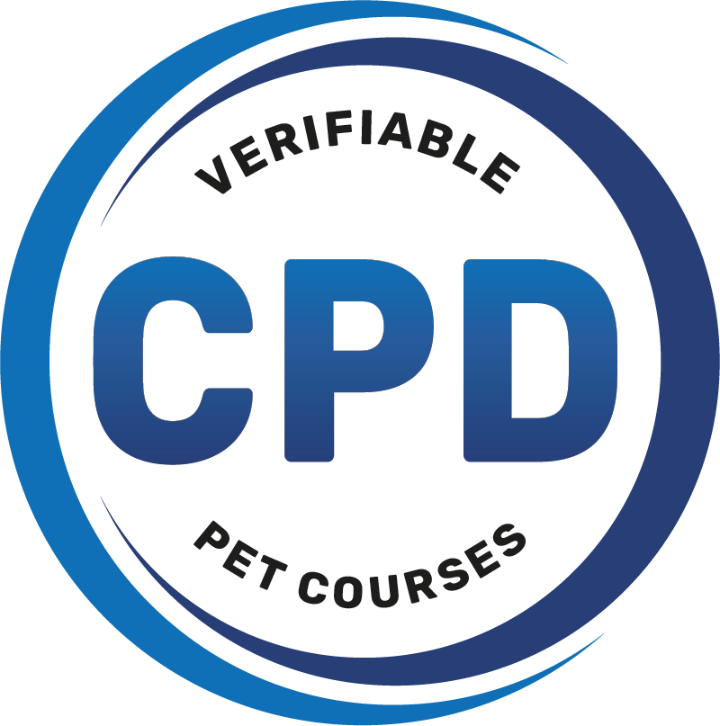 Verifiable CPD from PET Coures