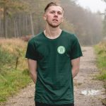 Accredited Canine First Aider Official T-shirt in Green