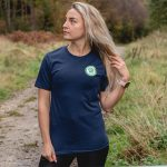 Accredited Canine First Aider Official T-shirt in Navy
